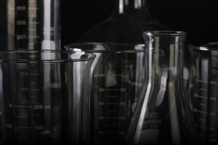 Laboratorieglas af høj kvalitet